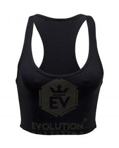 Top Feminino para Treino Personalizado EVO M