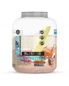Whey Protein Concentrada e Isolada 2,4kg EVO-Napolitano