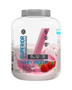 Whey Protein Concentrada e Isolada 2,4kg EVO-Petit Suisse