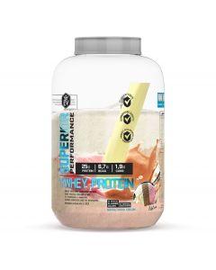 Whey Protein Concentrada e Isolada 900g EVO Napolitano