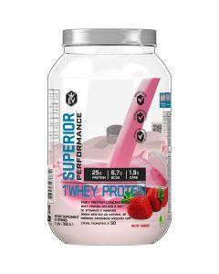 Whey Protein Concentrada e Isolada 900g EVO Petit Suisse