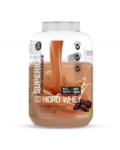Whey Protein Isolada Hidrolisada 1kg EVO-Chocolate