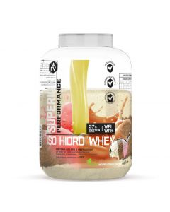 Whey Protein Isolada Hidrolisada 1kg EVO-Napolitano