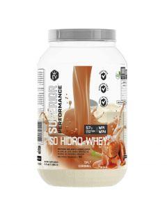 Whey Protein Isolada Hidrolisada 1kg EVO-Salt Caramelo