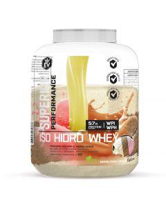 Whey Protein Isolada Hidrolisada 2,4kg EVO Napolitano