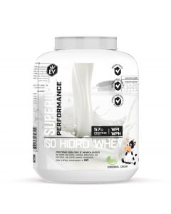 Whey Protein Isolada Hidrolisada 2,4kg EVO
